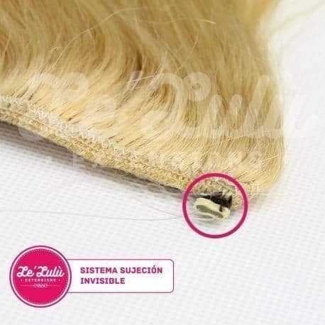 extensiones de hilo invisible
